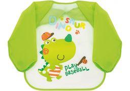 Фартух для дитячої творчості зелений, 35 x 40 см MX61654 (1)