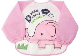 Фартух для дитячої творчості світло-рожеивй, 40 x 45 см MX61664 (1)