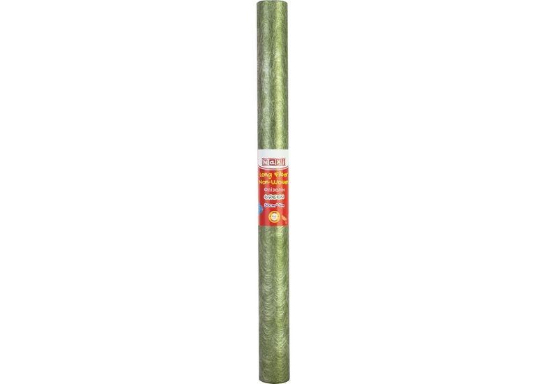 Флізелін, рулон 50см*5м, 30±1 г/м2. Перламутровий зелений. MX61797 (1)