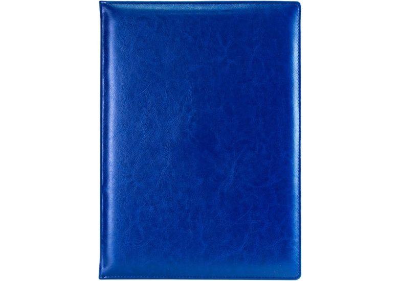 Папка до підпису, А4,  Nebraska, синя O36030-02 (1)