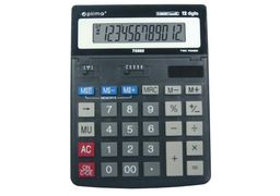 Калькулятор настільний бухгалтерський Optima O75505 O75505 (1)