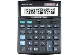 Калькулятор настільний Optima, 16 розрядів, розмір 200*154*36 мм O75517 (1)