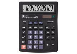 Калькулятор настільний бухгалтерський Optima O75525 O75525 (1)