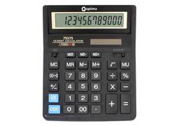 Калькулятор настільний бухгалтерський Optima O75575 O75575 (1)