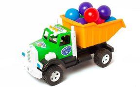 BAMSIC Набір дитячий Бамсік кульки малі