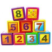 BAMSIC Кубики великі - математика