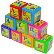 BAMSIC Кубики малые 9 - абетка