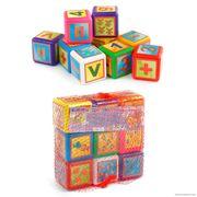 BAMSIC Кубики малые 9 - математика