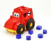 0329Б Сортер-трактор Кузнечик №1: трактор с вкладышами