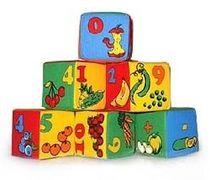Розумна Iграшка Набор кубиков. 6 - Математика