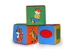 Розумна Iграшка Набор из 3-х кубиков