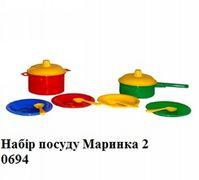 Набор посуды Маринка 2