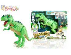 Животные, на батарейке, динозавр, звук, свет, ходит, в коробке 38*30*13 см
