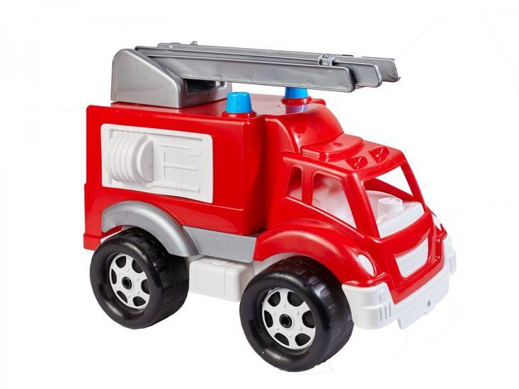1738 Транспортна іграшка Пожежна машина ТехноК