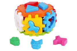 1981 Іграшка куб Розумний малюк Гексагон 1 ТехноК
