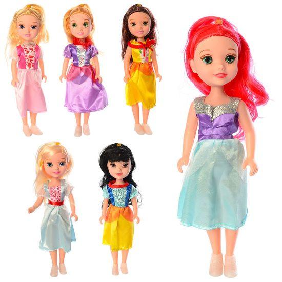 Кукла, 25 см, микс видов, в кульке 25-7-4 см
