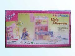 Мебель Gloria для детской, в коробке 16,5*29*6 см