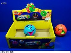 Логика фокус мяч, 2 цвета, в коробке 30*20*10