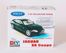 Welly Модель машинка металл JAGUAR XK COUPE 1:24