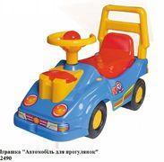 Іграшка Автомобіль для прогулянок, арт. 2490 (шт.)