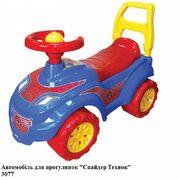 3077 Автомобіль для прогулянок Спайдер Технок