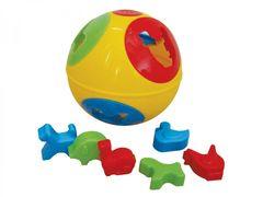 3237 Іграшка Розумний малюк Куля 2 ТехноК