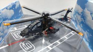 38987 Вертолет Апачи. 4 вида