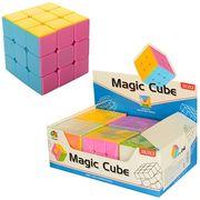 Кубик 5,5-5,5-5,5 см, в кульке, 6 шт. в дисплее, 18-12-6 см