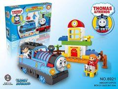 Конструктор Thomas & Friends, 24 дет., свет, звук, в коробке 31,5*23,8*7,5 см