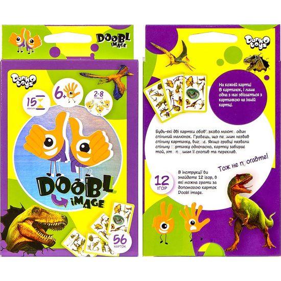 Настольная игра Doobl Image Dino 80