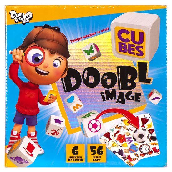 Настольная игра Doobl Image Cubes