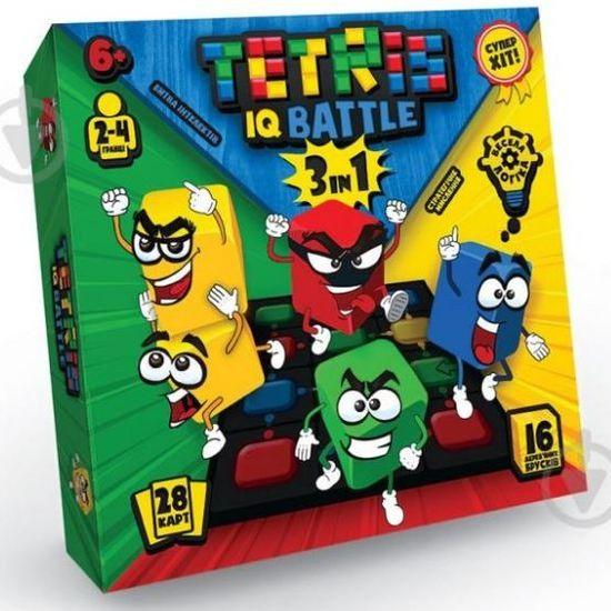 Розважальна гра Tetris IQ battle 3in1 укр