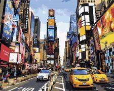Жизнь Таймс-сквер