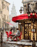 Лондонское кафе