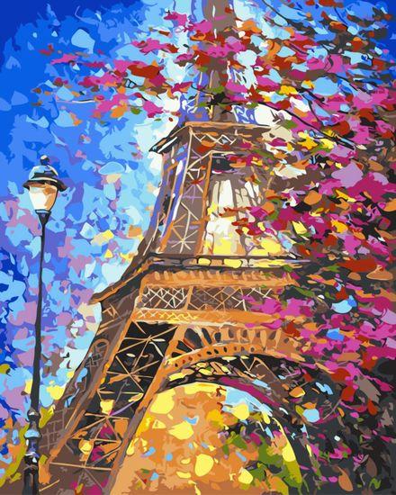 Парижский пейзаж