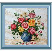 Квіти Яскраві квіти 1 59х52 см