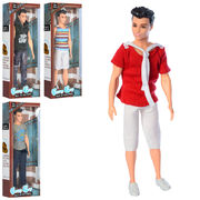 Кукла Кен, 30 см, 4 вида, в коробке 33-14-5,5 см