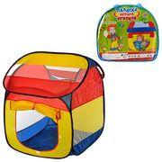 Палатка домик, 110-92-114 см, в сумке 38-40-6 см