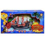 Набор пиратов, 26 см, вышки 2 шт., фигурка, в коробке 48-23-12 см