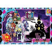 Пазли із серії Monster High (Школа монстрів)