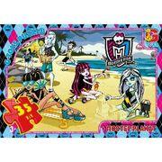 Пазли із серії Monster High, 35 ел.