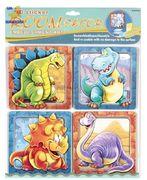 Декорації для дитячої кімнати Динозаври