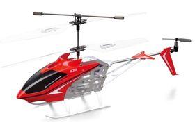 Р.У. Вертолет Syma, с гироскопом, на аккумаляторе, металл, свет, USB, 2 цвета, в коробке 55*24*8