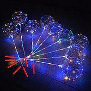 Светящиеся шарики с LED подсветкой