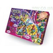 Набір для творчості Crystal Mosaic Clock