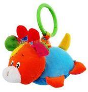 Іграшка плюшева з вібрацією - Жирафка