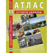 Атлас для 11 класса История Украины Барладин О.В. ИПТ
