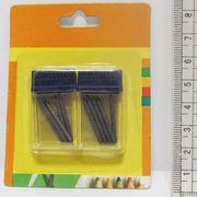 SA001C Грифель для циркуля блистер 2 уп.*5шт (2*25)мм (24/288)