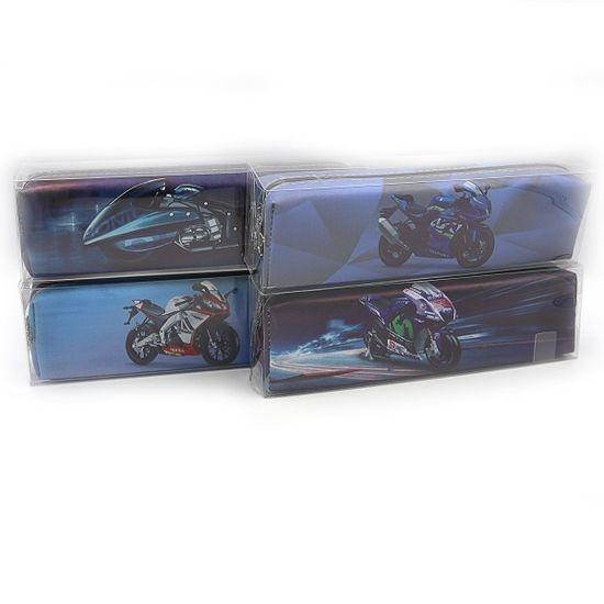 Пенал  21*6.2*4.5 см Sportbike мікс P-M007