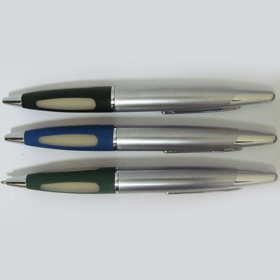 Ручка шариковая металлическая синяя Wenkui Josef Otten 032222D-1
